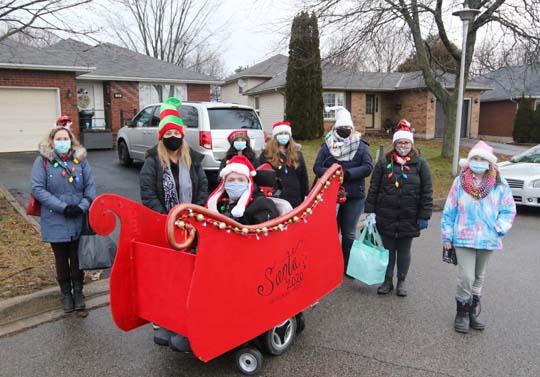 Santa Owen December 20, 202022