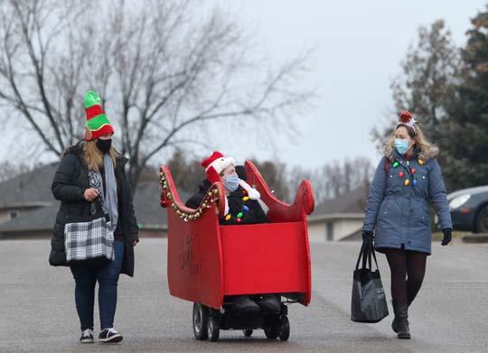 Santa Owen December 20, 202025