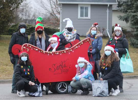 Santa Owen December 20, 202029