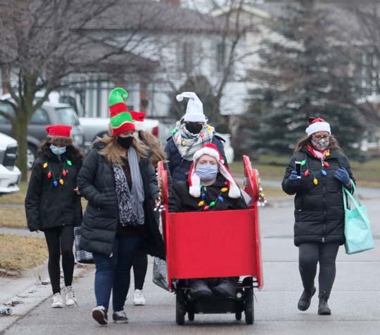 Santa Owen December 20, 202031