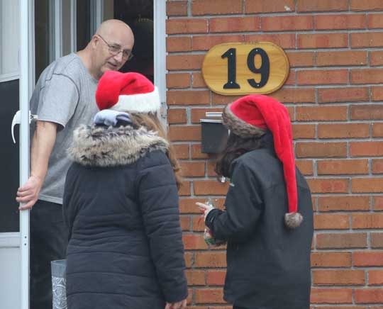 Santa Owen December 20, 202038