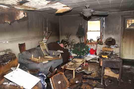 followup house fire Cobourg December 14, 202010