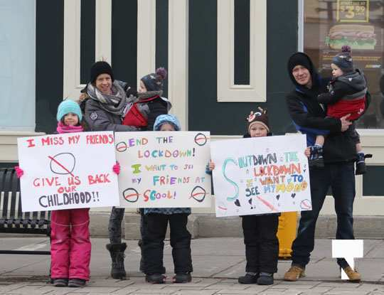 COVID protest Cobourg January 16, 2021087