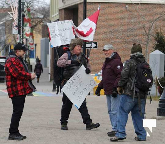 COVID protest Cobourg January 16, 2021088
