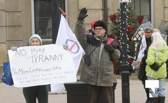 COVID protest Cobourg January 16, 2021092