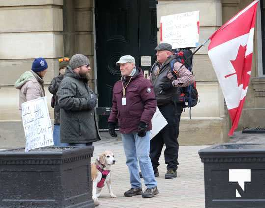COVID protest Cobourg January 16, 2021093