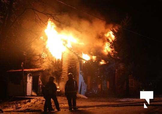 House fire Perrytown January 14, 2021043
