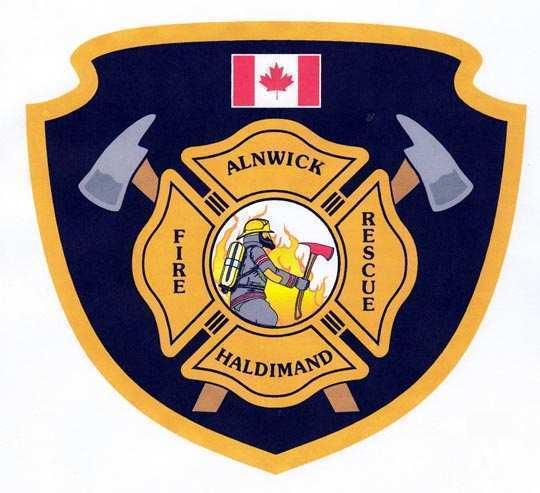 alnwick haldimand fire departmnet low