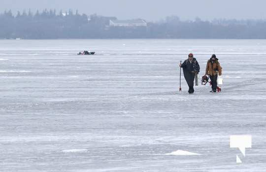 ice fishing Rice Lake January 16, 2021073