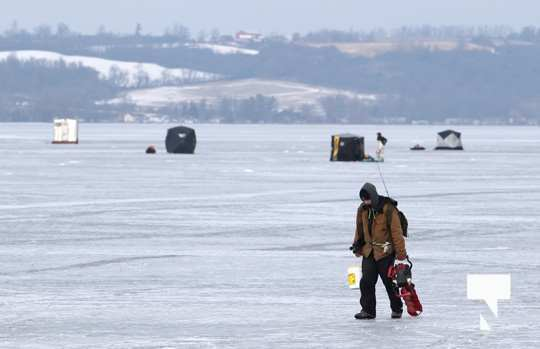 ice fishing Rice Lake January 16, 2021075