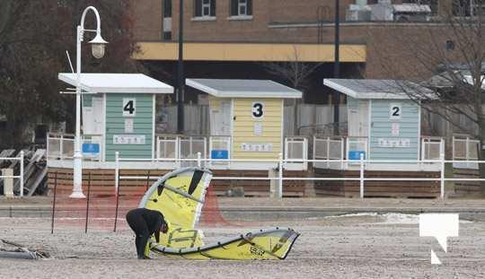 kite surfing105 Cobourg January 21, 2021