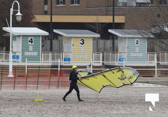 kite surfing106 Cobourg January 21, 2021