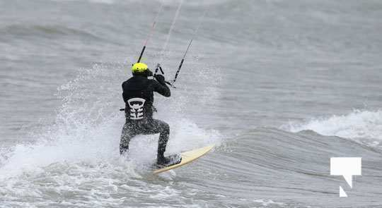 kite surfing110 Cobourg January 21, 2021
