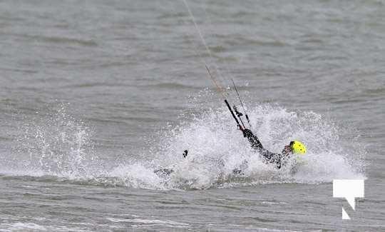 kite surfing112 Cobourg January 21, 2021