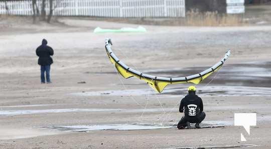 kite surfing116 Cobourg January 21, 2021