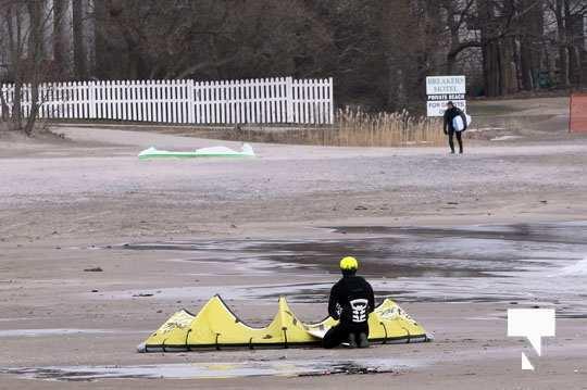 kite surfing117 Cobourg January 21, 2021