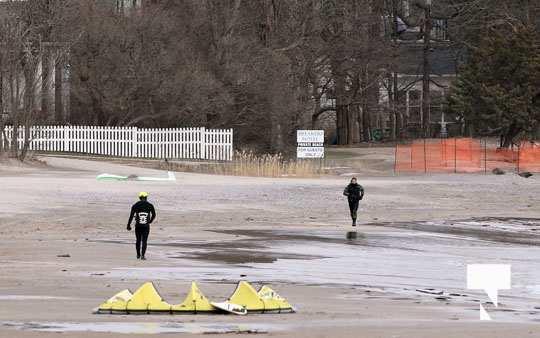 kite surfing118 Cobourg January 21, 2021