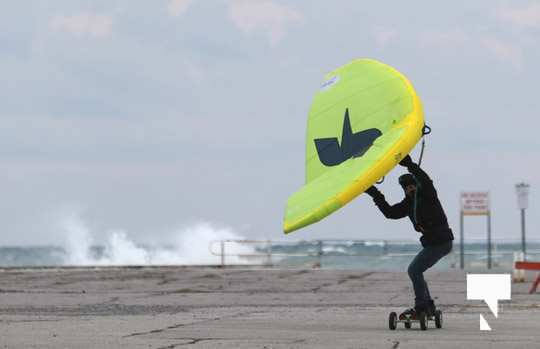 kite surfing119 Cobourg January 21, 2021