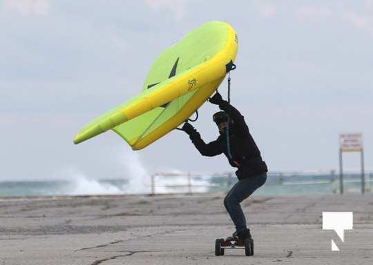 kite surfing120 Cobourg January 21, 2021