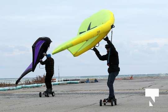 kite surfing121 Cobourg January 21, 2021