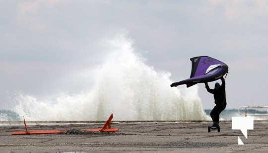 kite surfing122 Cobourg January 21, 2021