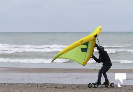 kite surfing124 Cobourg January 21, 2021