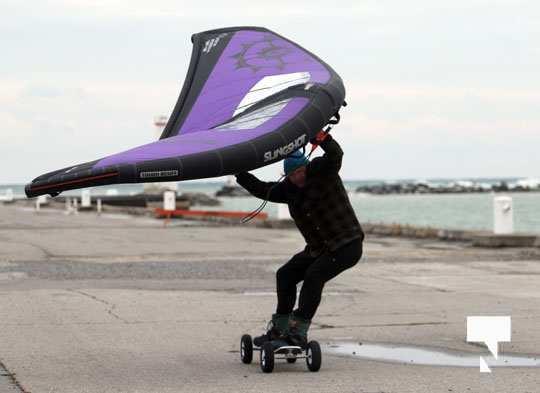 kite surfing125 Cobourg January 21, 2021
