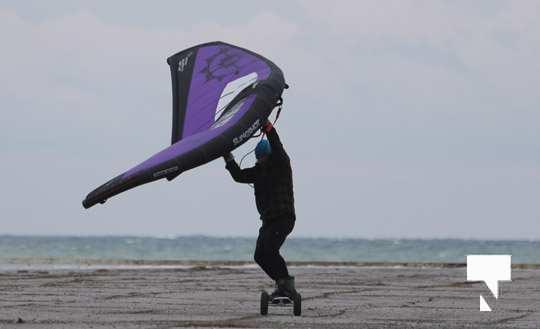 kite surfing127 Cobourg January 21, 2021