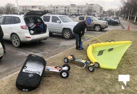 kite surfing128 Cobourg January 21, 2021