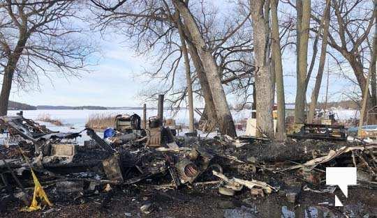 mobile home fire rice lake january 9, 2021021