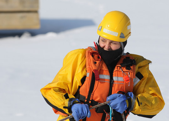 Ice Water Rescue Training Cobourg February 21, 2021153