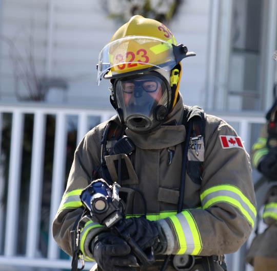 Minor Fire Cobourg February 26, 202112