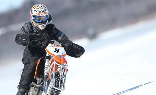 Motorcycle Ice Race Bewdley March 7, 2021144