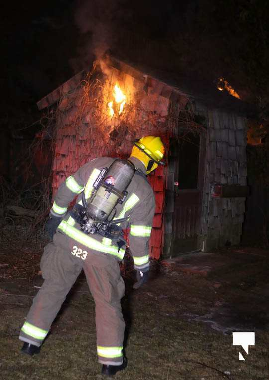 Shed Fire Cobourg March 6, 2021103