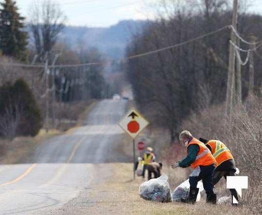 Telephone Road Clean Up March 29, 2021841