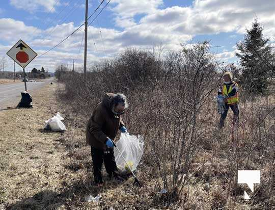 Telephone Road Clean Up March 29, 2021852