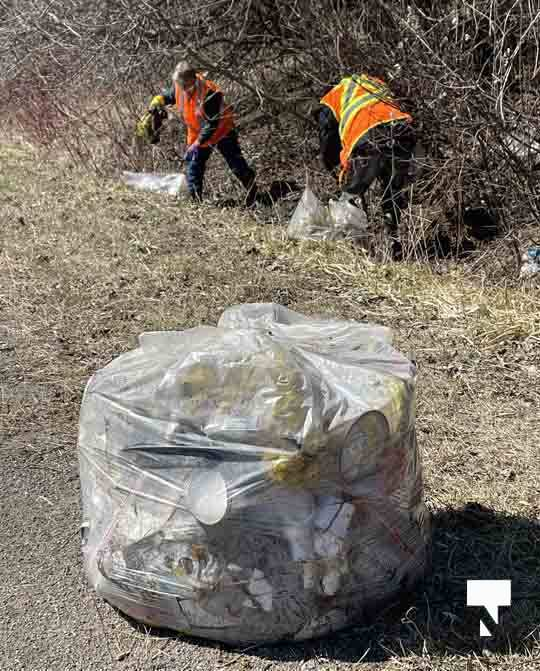 Telephone Road Clean Up March 29, 2021853
