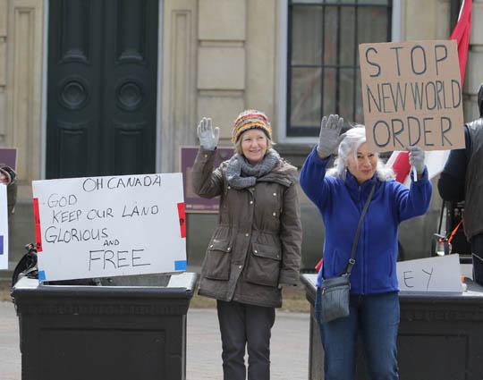 COVID Protest Victoria Hall April 3, 2021959