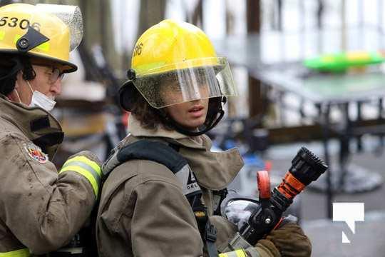 Hamilton Township House Fire april 11, 20211371