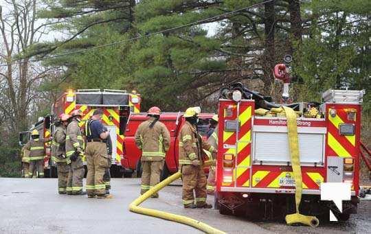 Hamilton Township House Fire april 11, 20211373