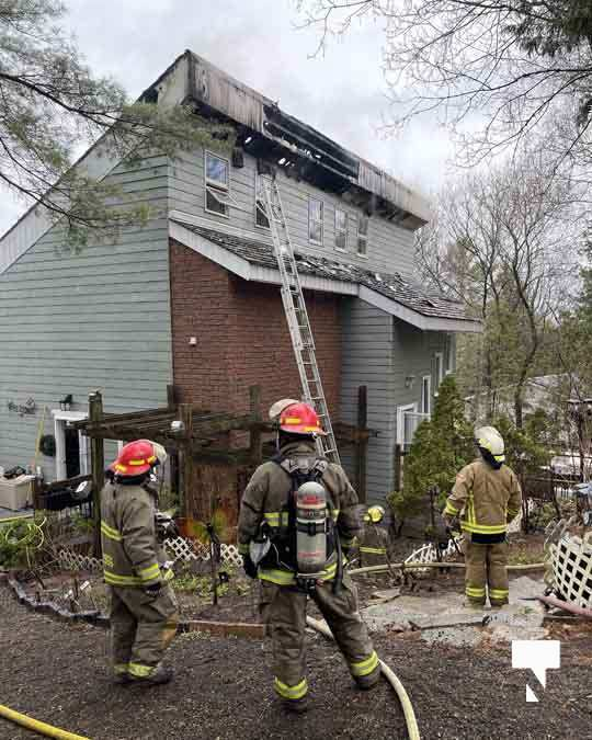 Hamilton Township House Fire april 11, 20211375