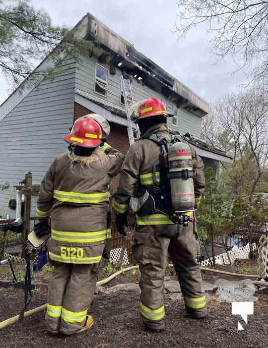 Hamilton Township House Fire april 11, 20211376