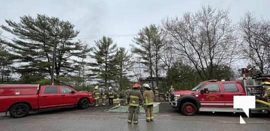Hamilton Township House Fire april 11, 20211377