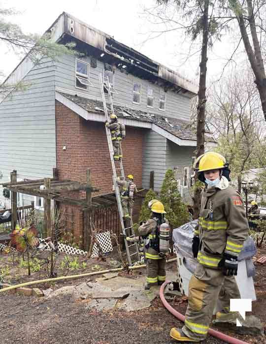 Hamilton Township House Fire april 11, 20211379