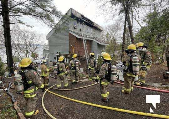 Hamilton Township House Fire april 11, 20211380