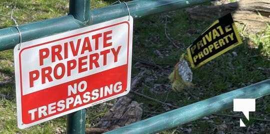 Np Trespassing Port Hope April 25, 20211744
