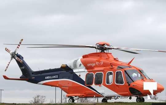 Ornge Air Ambulance April 11, 20211404