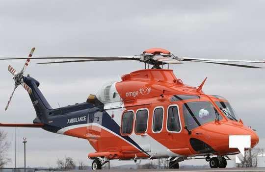 Ornge Air Ambulance April 11, 20211405