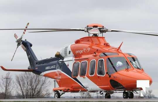 Ornge Air Ambulance April 11, 20211406