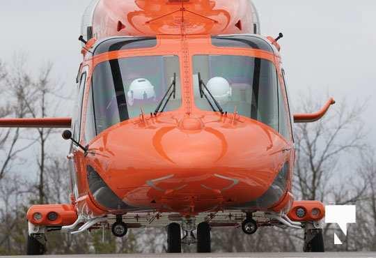 Ornge Air Ambulance April 11, 20211408